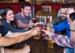 social events orlando - cheers!
